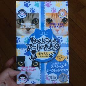 Other - Korean Face Cat Masks